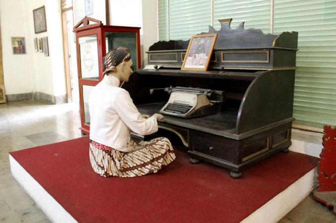 Image result for koleksi museum pura pakualaman