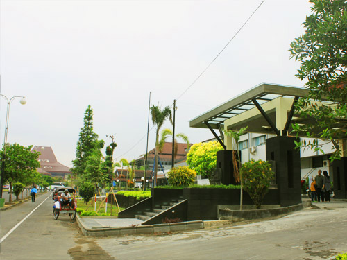Hotel UC UGM Yogyakarta