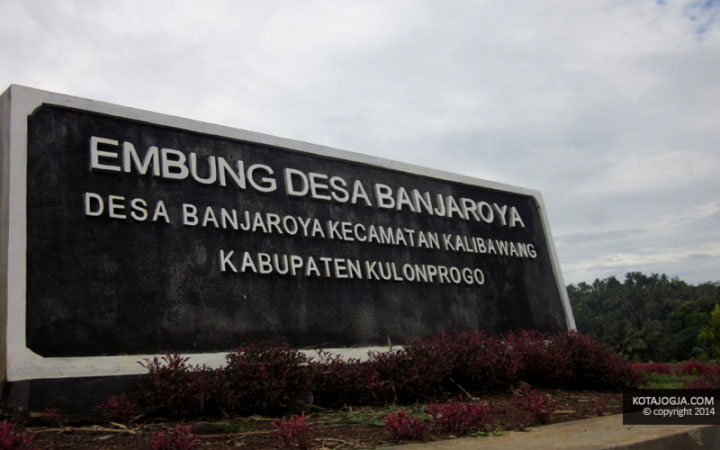 Embung Banjaroya kalibawang