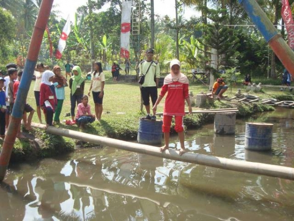 Banyu sumilir outbond centre
