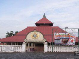 Masjid gedhe kauman