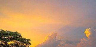 pesona sunset ratu boko