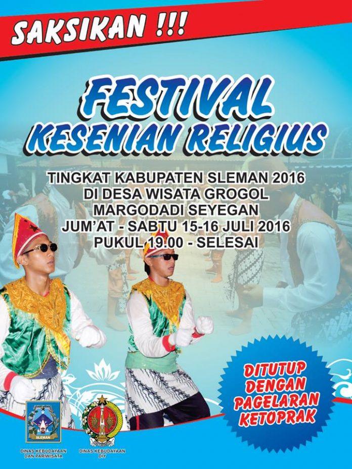 festival kesenian religius
