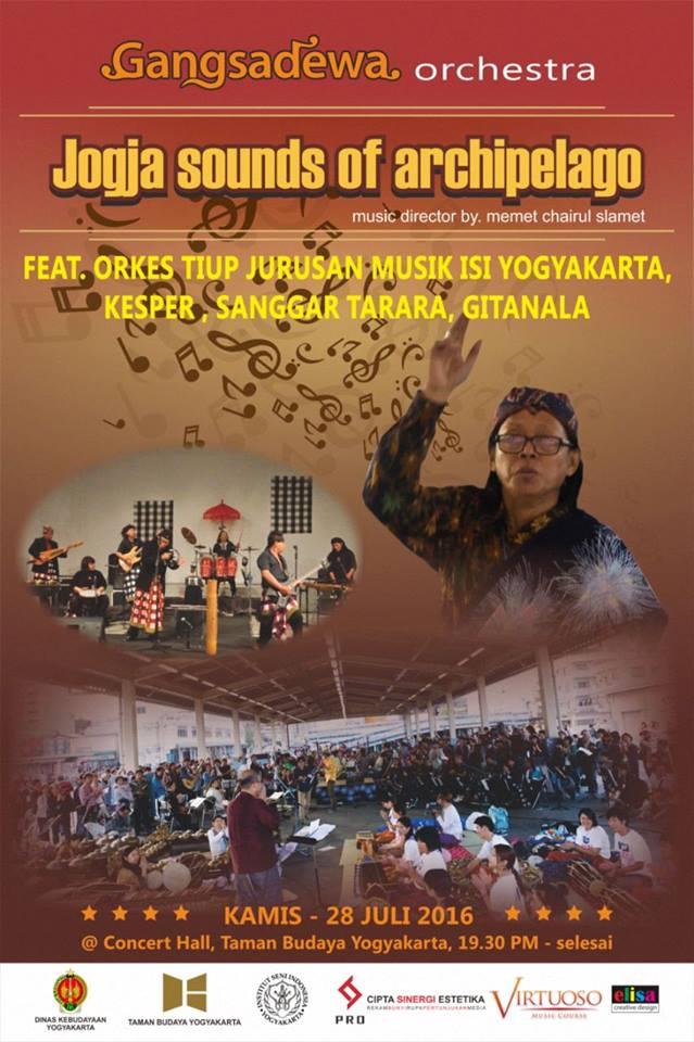 gangsadewa orchestra