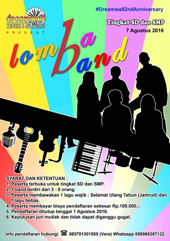 lomba band