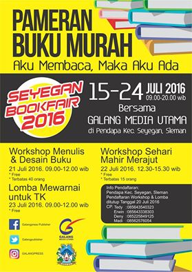 seyegan book fair