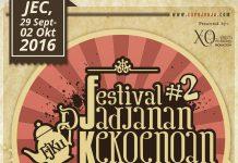 festival djadjanan kekoenoan