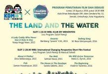 program pemutaran film dan diskusi