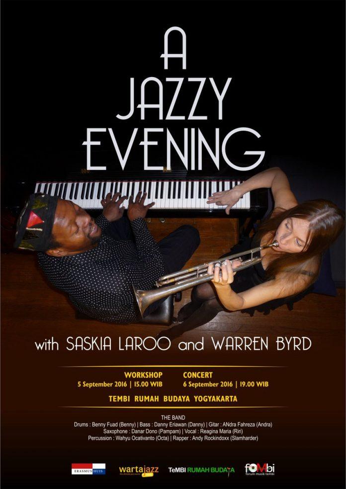 a jazzy evening