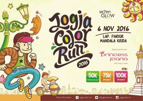Jogja Color Run