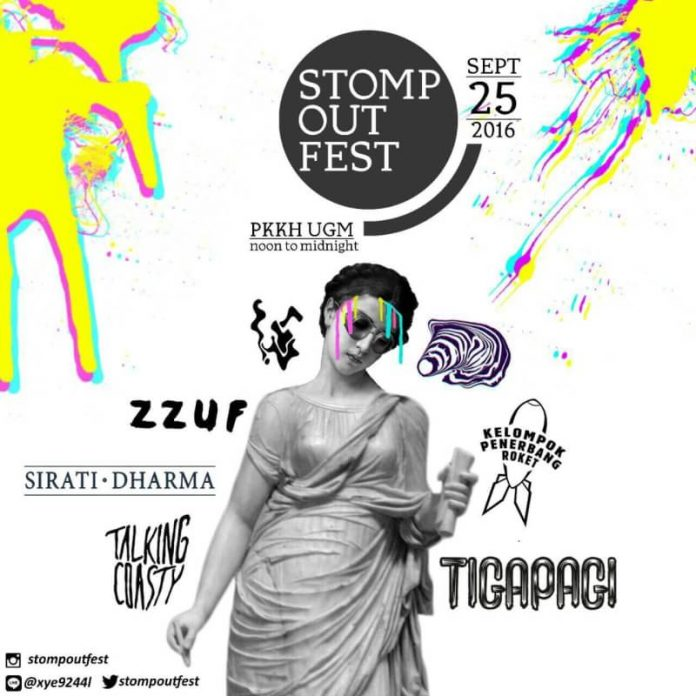 stomp out fest