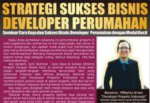 strategi sukses bisnis developer