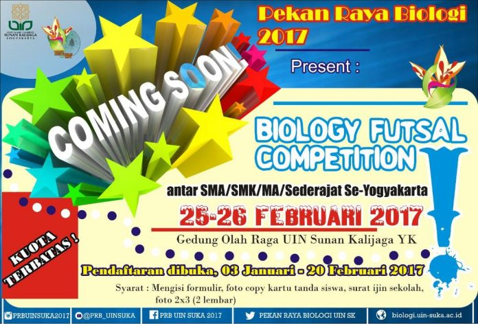 biologi futsal competition