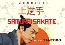 monolog samurai sakate