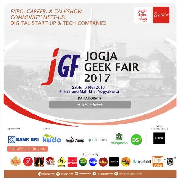 jogja geek fair