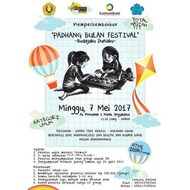 padhang bulan festival