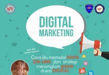 seminar digital marketing