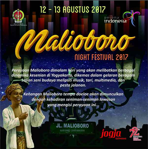 malioboro night festival