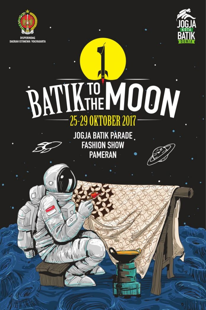 Batik To The Moon Kotajogja Com