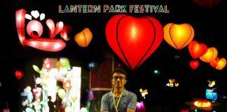 jogja lantern park festival