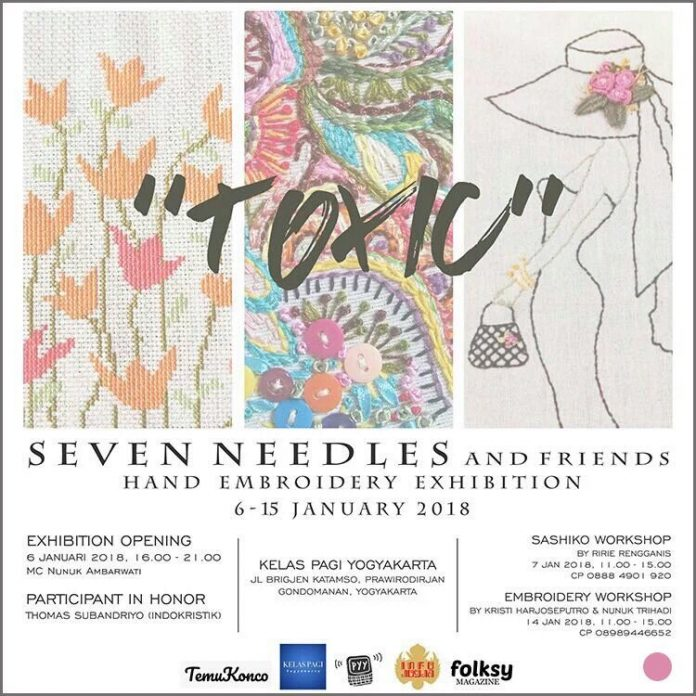 seven needles