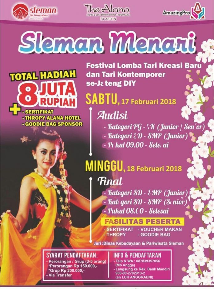 Festival Lomba Tari
