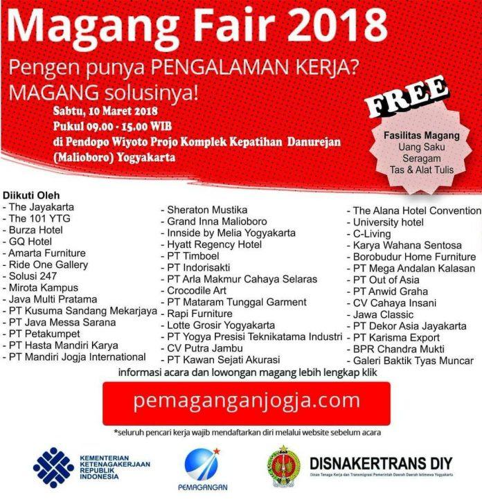 magang fair