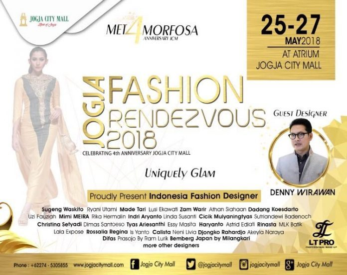 Jogja Fashion Rendezvous