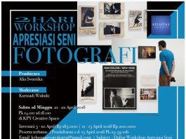 workshop apresiasi seni fotografi