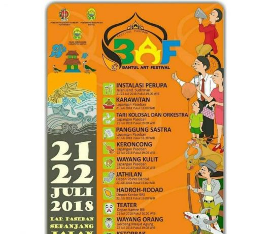 Bantul Art Festival