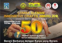 Sleman Innovative Crafts Award