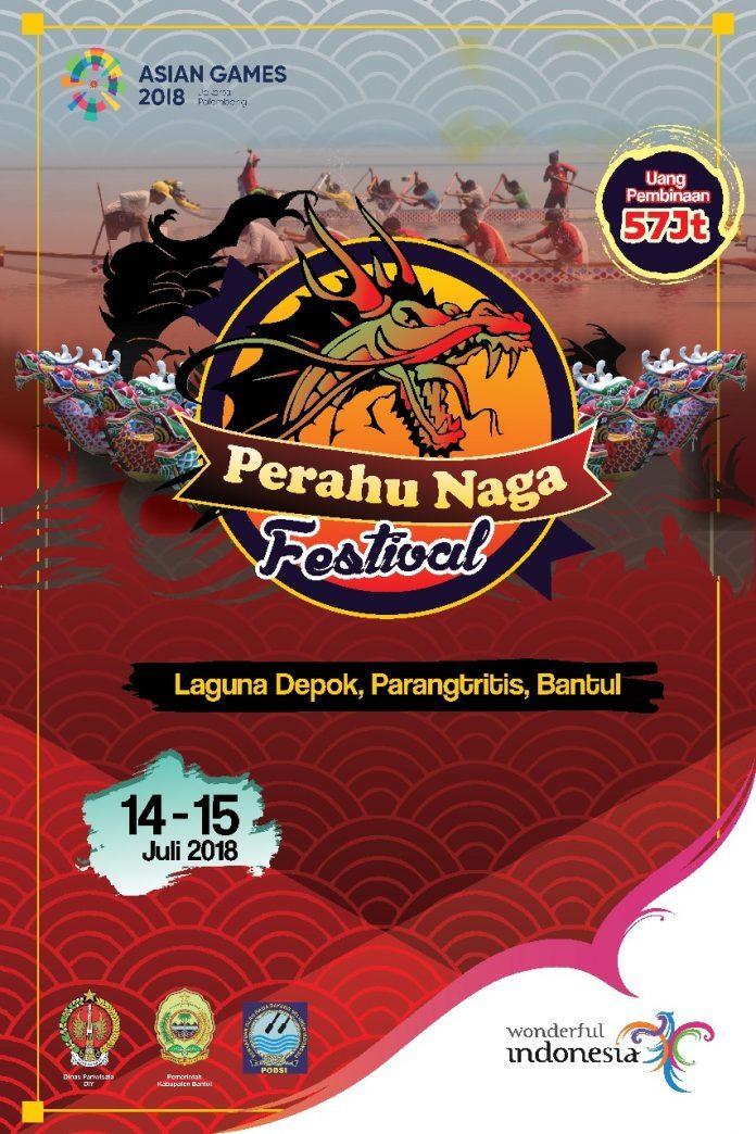 Perahu Naga Festival