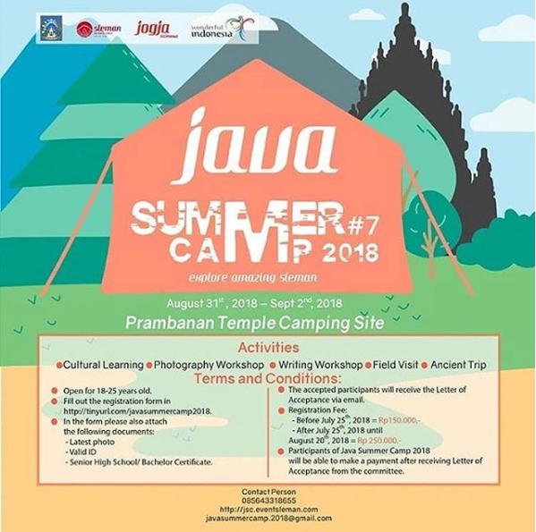 Java Summer Camp