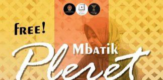 Mbatik Pleret 2018
