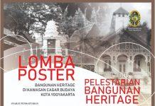 Lomba Poster Pelestarian Bangunan Heritage