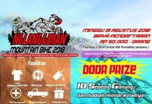 Nglanggeran Mountain Bike