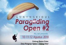 Gunungkidul Paragliding Open