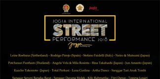 Jogja International Street Performance