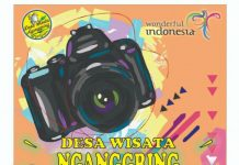 Desa Wisata Nganggring Photo Competition