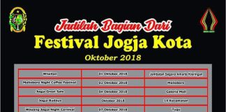 Festival Jogja Kota Oktober 2018