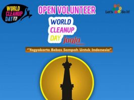 Open Volunteer World Cleanup Day