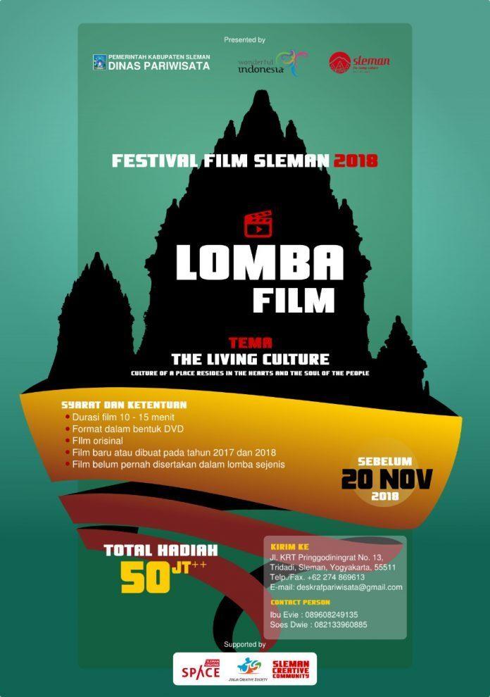 Festival Film Sleman 2018