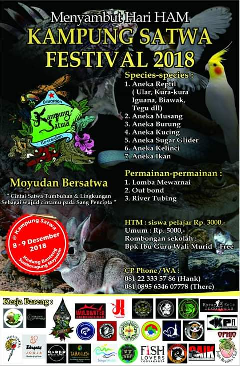 Kampung Satwa Festival