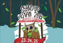 Stand Up Hutan