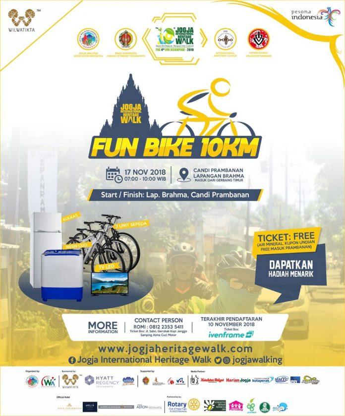 Fun Bike 10Km