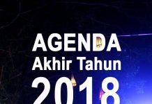 Agenda Akhir Tahun