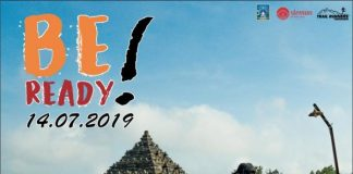 Be Ready! Sleman Temple Run 2019