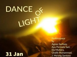 "Pameran Seni Rupa ""Dance of Light"""