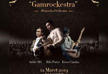 """Bhinneka Orchestra """"Gamrockestra"""""""
