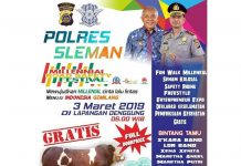 Millenial Road Safety Festival